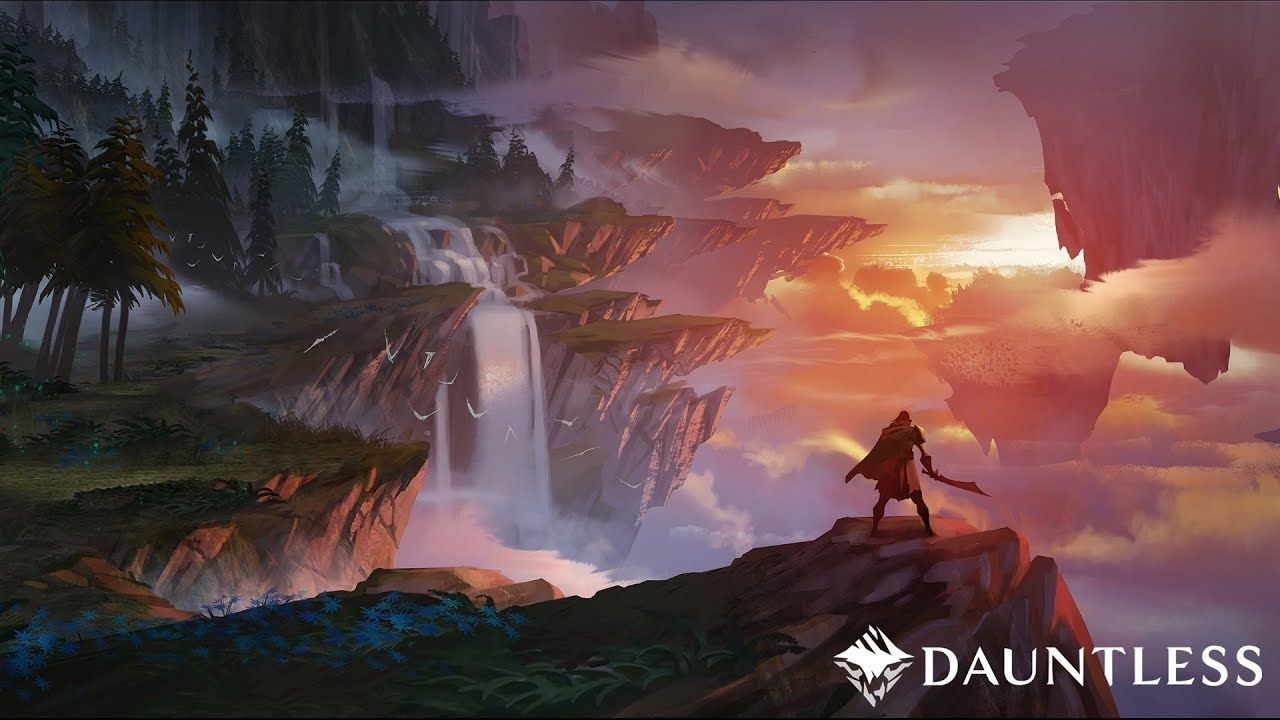 Dauntless Coming To Console Epic Launcher Intro Initial Gameplay