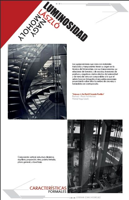 Homenaje a Lászlo Moholy Nagy - Cartel - Constructivismo Ruso