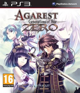 Agarest Generation of War Zero ps3 iso rom download | Gaming