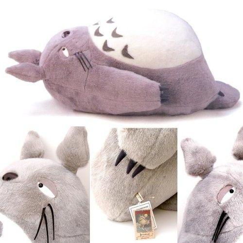 Giant Sleepy Totoro Plush Doll 333362a76cf1
