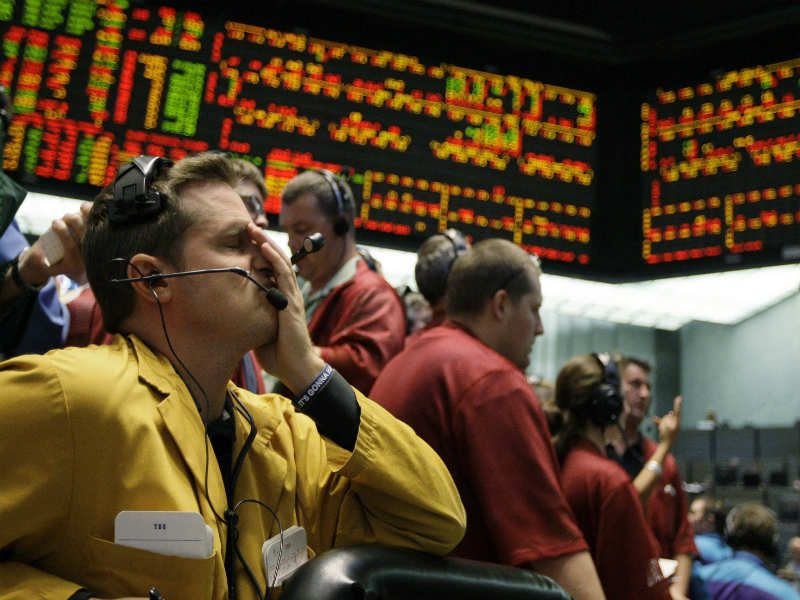 Is another global financial crisis on the horizon