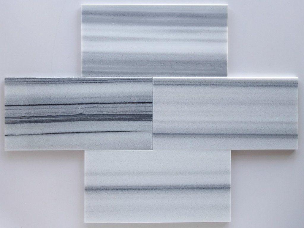 6 X 12 Mink Marmara Equator Marble Polished Subway Brick Field Tile Marble Polishing Mosaic Tiles California Design