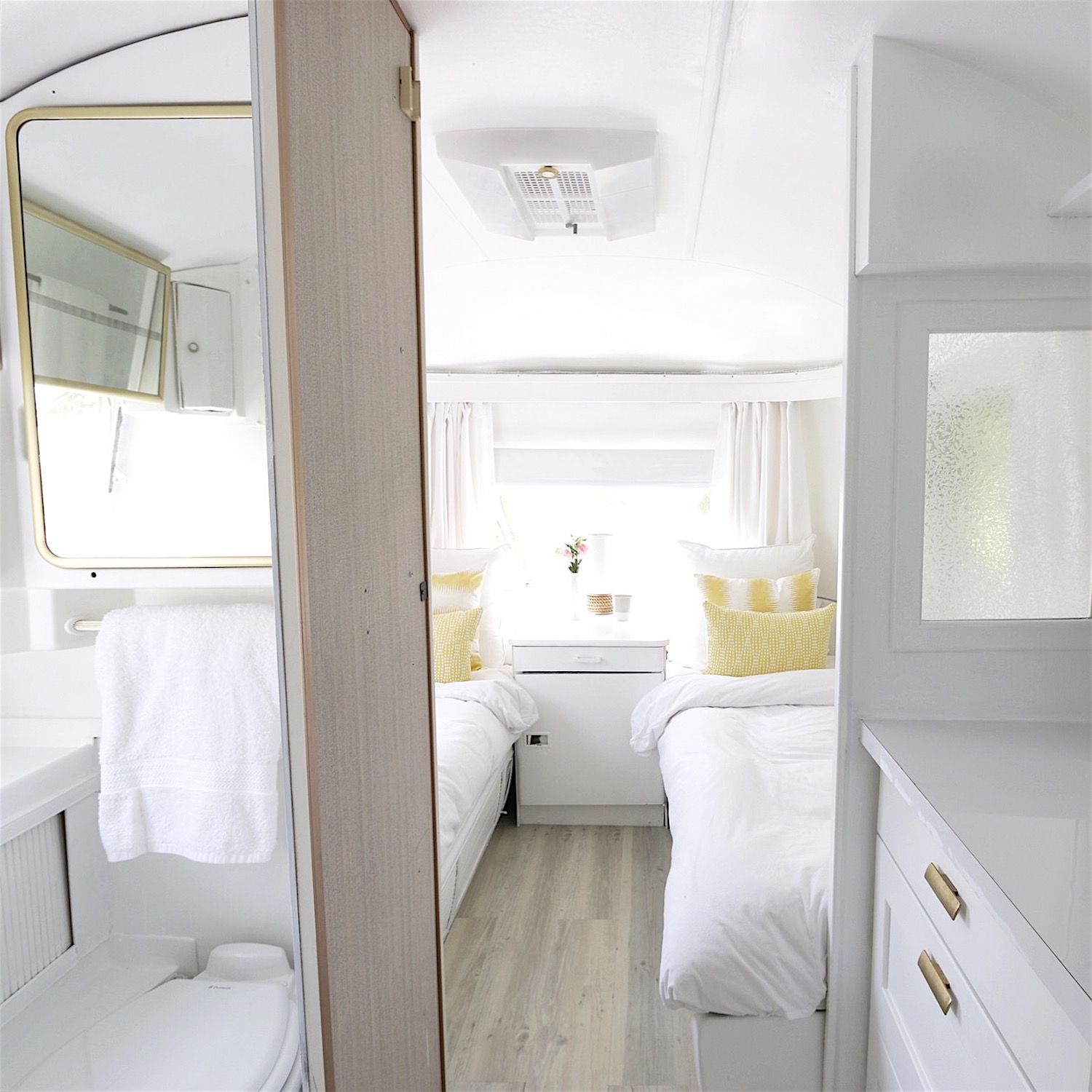 VIDEO: Before & after airstream renovation | Airstream and Airstream ...