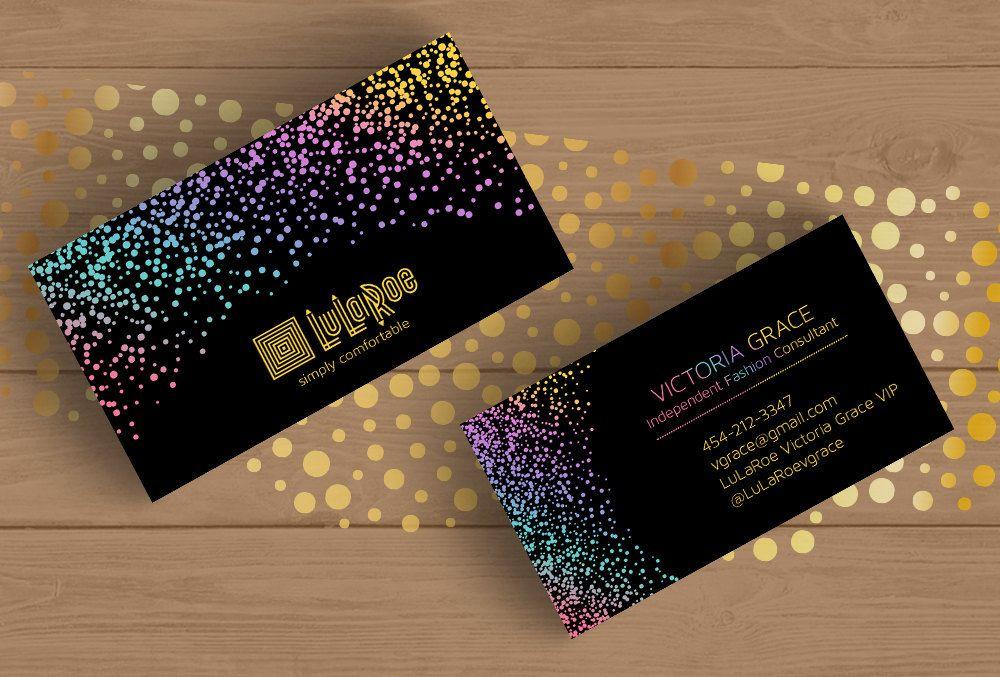 Lularoe black business card psd free custom no22 rainbow confetti lularoe black business card psd free custom no22 rainbow confetti lularoe home office colors and fonts by fudemori on etsy reheart Choice Image