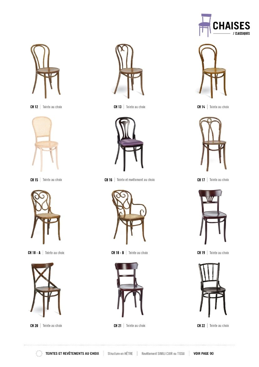 Chaises Thonet Http Www Grock Fr Chaises Html Chaise Chaises Thonet Meuble