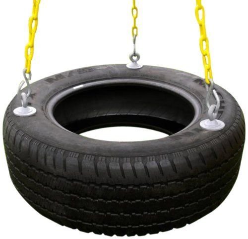 Eastern Jungle Gym 3 Chain Rubber Tire Swing with Coated Chain, Black/Yellow, http://www.amazon.com/dp/B007FB69EI/ref=cm_sw_r_pi_awd_Iefcsb1DBQG2F