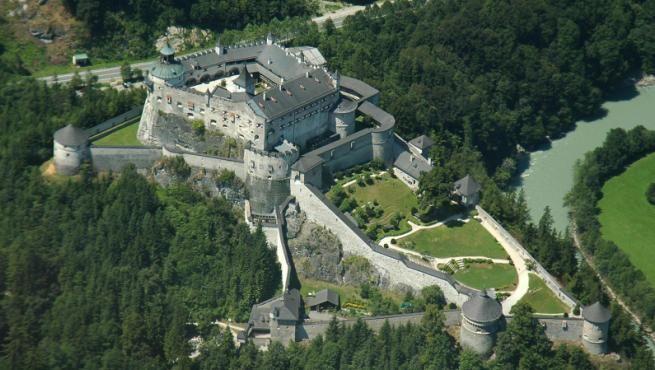 El Castillo Erlebnisburg en Austria