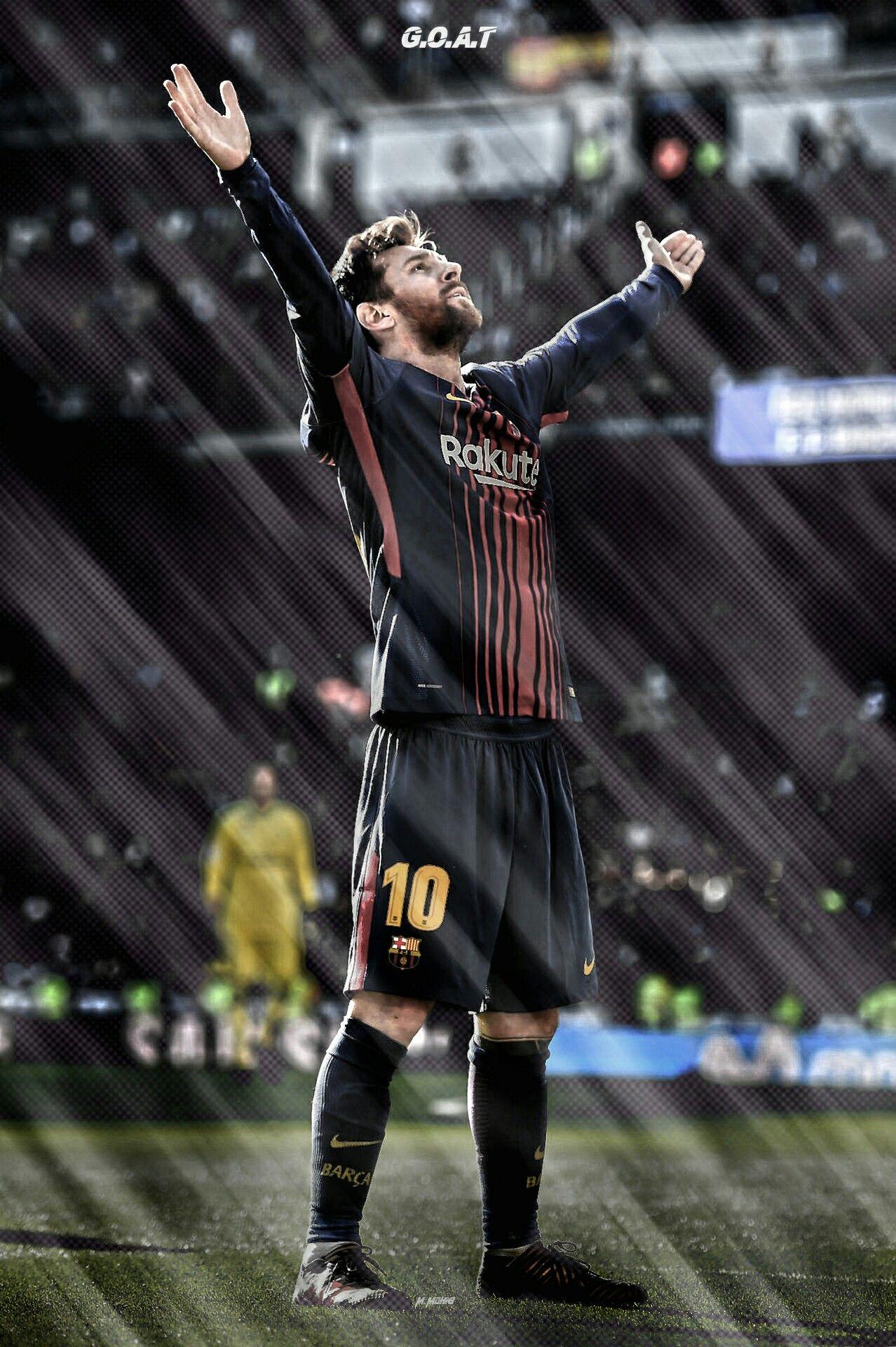 Lionel Messi Goat