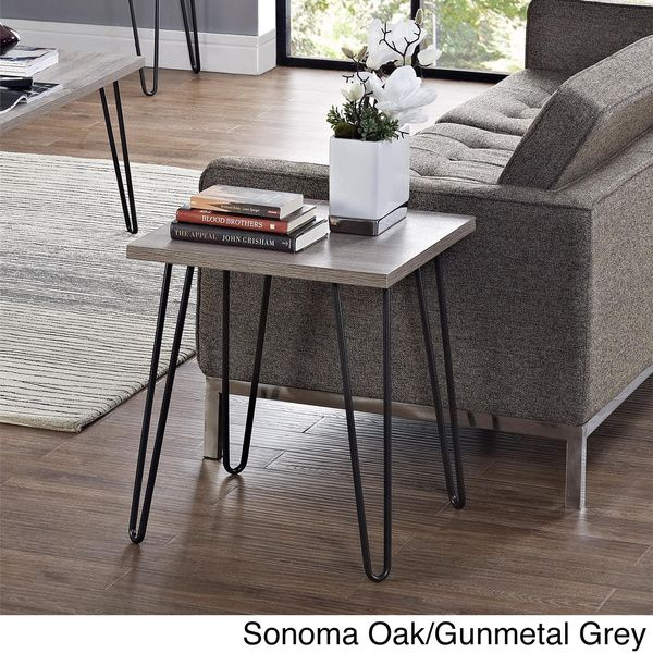 Altra Owen Retro End Table   Overstock™ Shopping   Great Deals On Altra  Coffee,