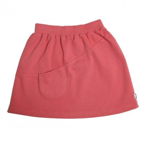 Noeuf - Swann Skirt Joli Coquelicot - Noeuf - Baby clothing, maternity and baby shower gifts