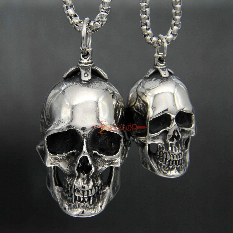 Vintege retro-vintage skull-vintage collection-vintage necklace-vintage charm-vintage look-retro look-skull-vintage jewelry-vintage-retro
