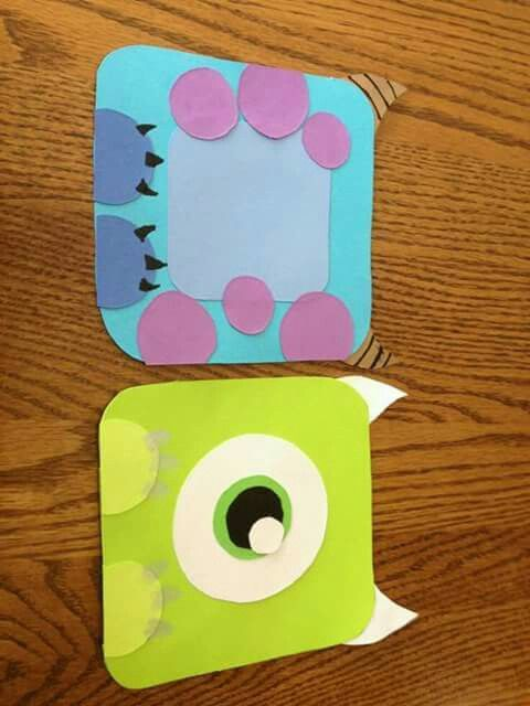 Gafetes Educacion Manualidades Gafetes Infantiles Y Actividades
