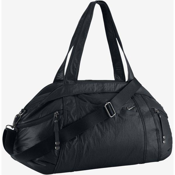 Nike Victory Gym Club Duffel Bag. Nike.com ($100) ❤ liked on