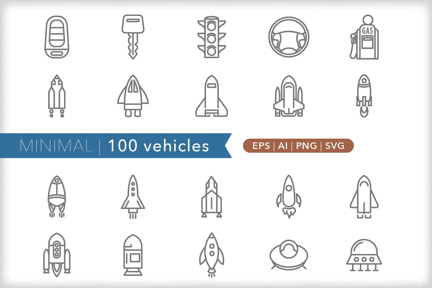 Minimal 100 vehicle icons (With images) Icon, Homemade