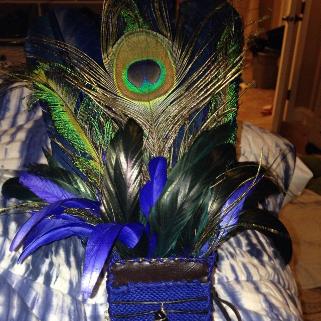 stacey wood added a photo of their purchase craft feathers
