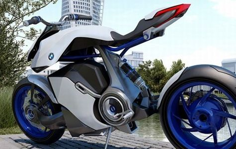 Bmw Hybrid Motorcycle