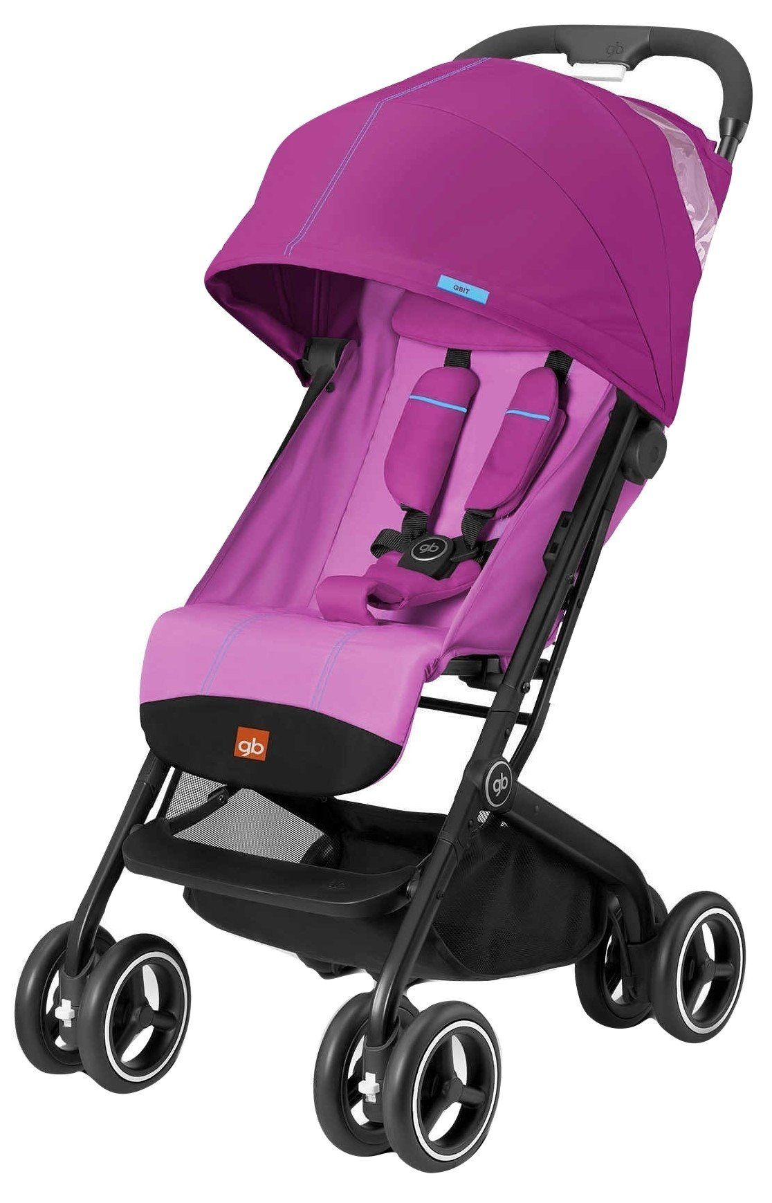 GB QBit Plus (Posh Pink) parents baby stroller pram