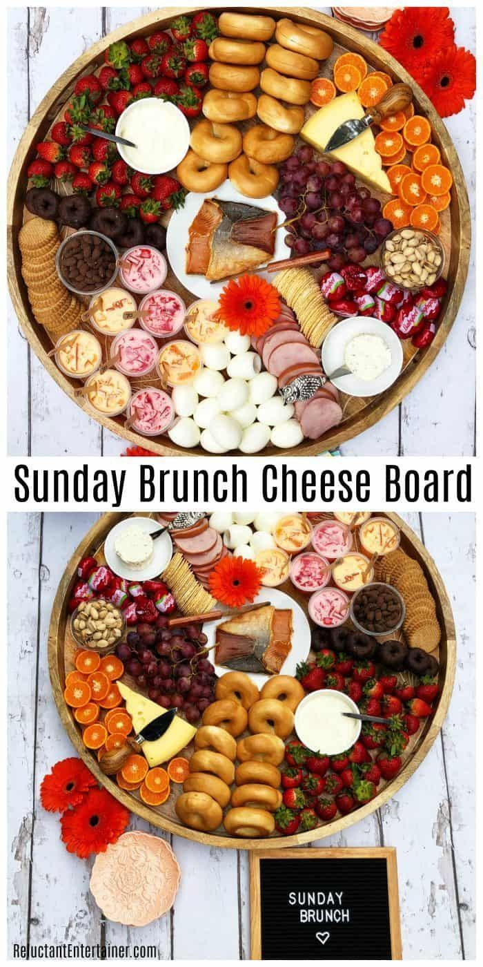 Photo of Sunday Brunch Cheese Board