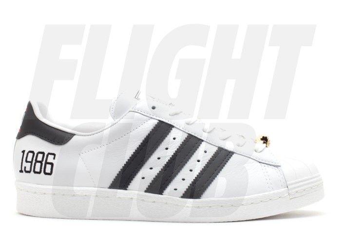 wholesale dealer d3529 5f4d8 Adidas Superstar 80 s Run DMC
