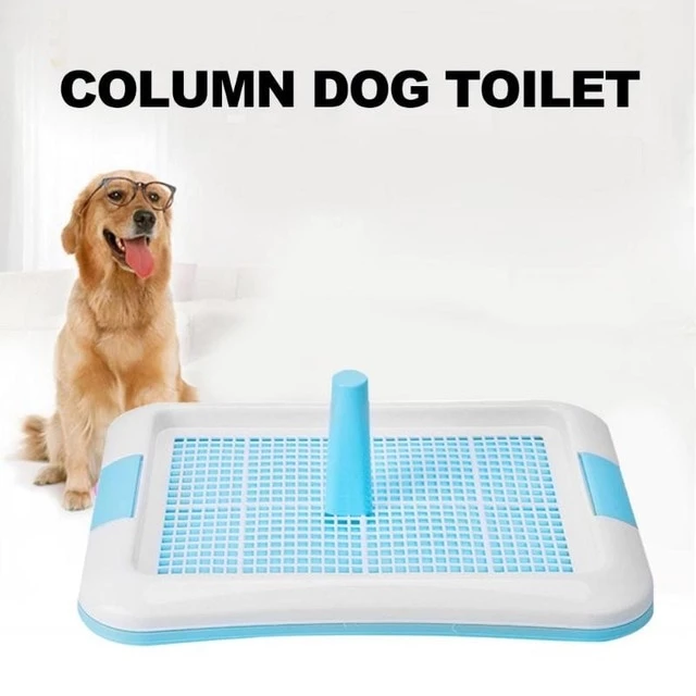 Lattice Pet Dog Toilet Potty Pet Toilet For Dogs Cat Puppy Litter Tray Training Toilet Easy To Clean Pet Product 45 X 35cm In 2020 Dog Toilet Puppy Litter Litter Tray