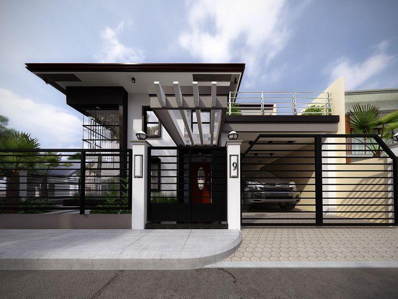 fb2_zpsb094ec5e.jpg (800×600) | Terrace house exterior, House exterior,  House designs exterior
