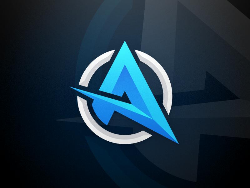 AliA Rebrand in 2020 Youtube logo, Channel logo, Game