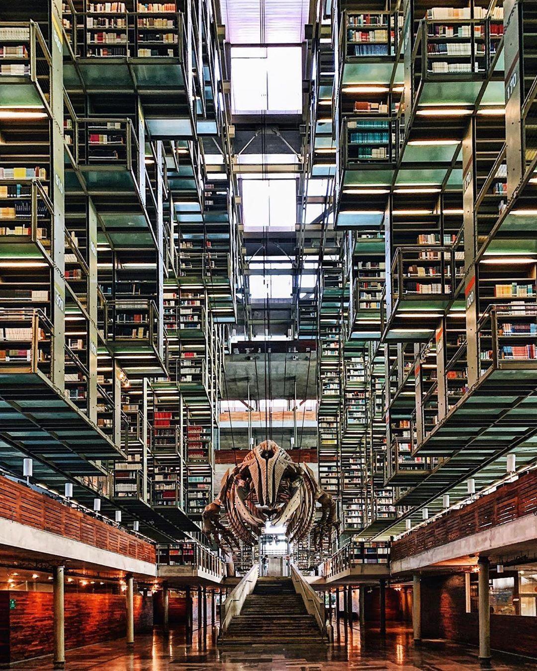 London Design Biennale On Instagram The Biblioteca Vasconcelos