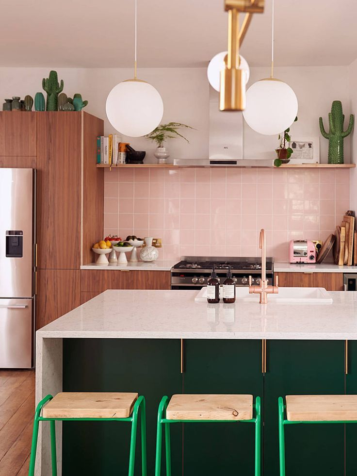 8 Ideas for Decorating Above Kitchen Cabinets   Above ...