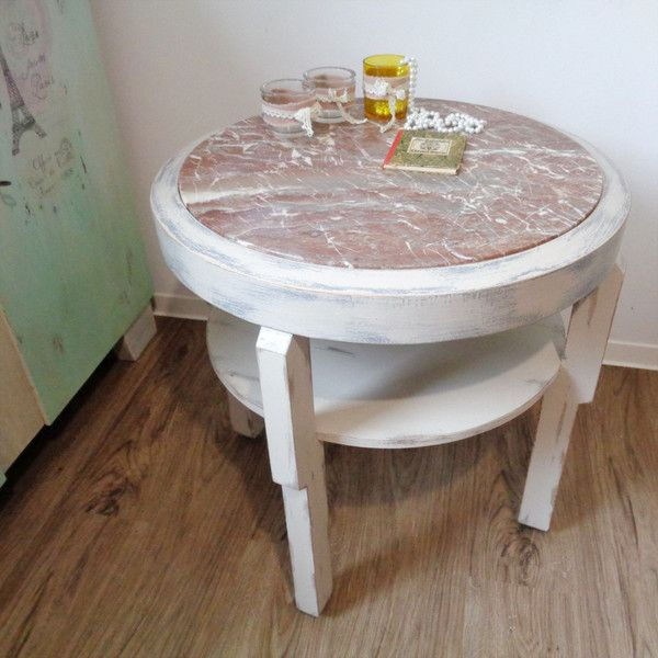 Shabby Chic Tisch Wohnzimmertisch Art Deco 20u0027iger Shabby, Art - wohnzimmertisch shabby chic
