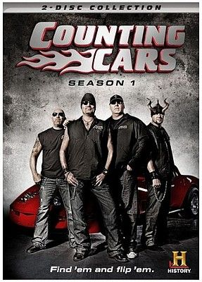 Danny Koker Aka The Count Counting Cars Love When They Pull Over - Car restoration shows