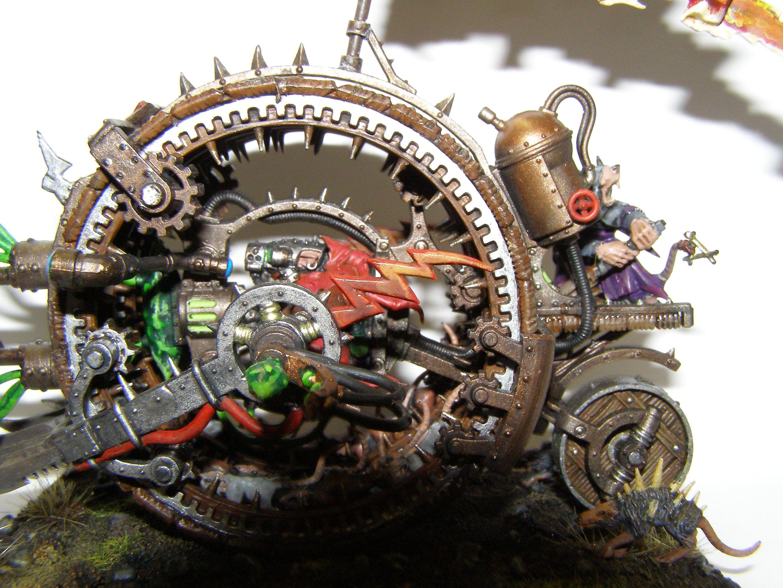 First Doom wheel