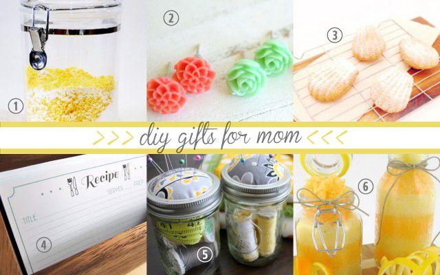 Diy Gifts Moms Will Love
