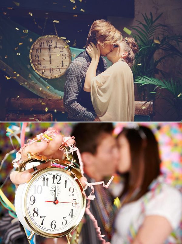 21 Cute New Years Eve Couple Photo Ideas New Year Fun Pinterest