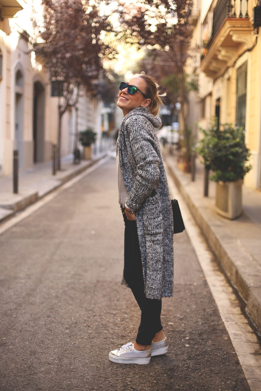 Long Cardigan Outfits... An Autumn Fashion Trend | Long cardigan ...