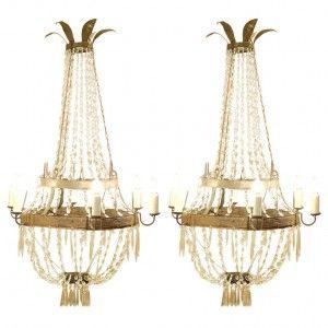 interior design chandeliers, Tobias Wong chandeliers, interior ...