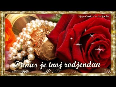 youtube čestitke za rođendan Pin by maya hrubik on gift ideas | Pinterest | Youtube youtube čestitke za rođendan