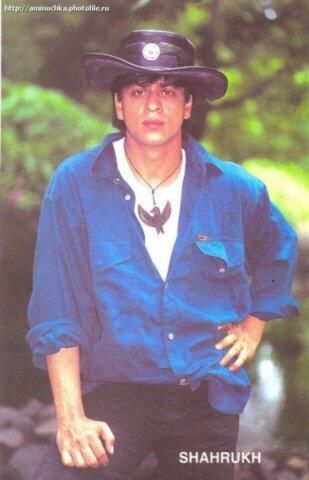 Image result for shahrukh zero cowboy hat""
