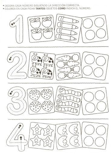 123 Manía actividades de matemática para imprimir, resolver y ...