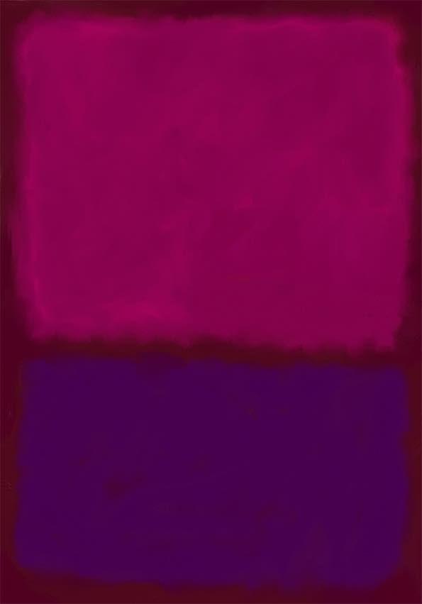 Mark Rothko Mark Rothko Fabric Upholstery