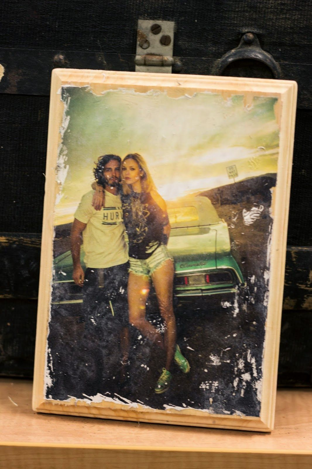 Diy Photo To Wood Transfer Wood Transfer Photo On Wood Diy Photo