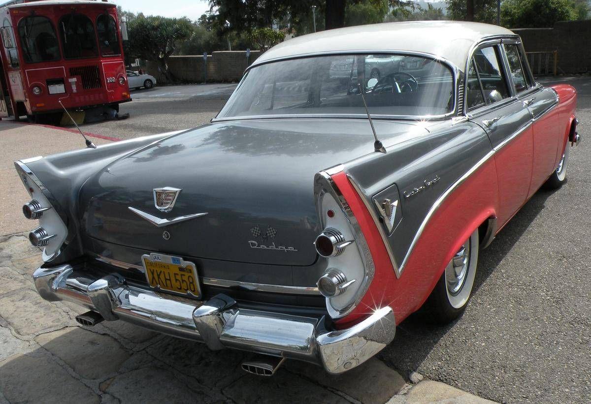 1956 chrysler 300b for sale 1911398 hemmings motor news - 1956 Dodge Custom Royal D500 For Sale 1942173 Hemmings Motor News