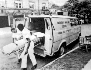 Freedom House Ambulance Service First Paramedics Were All Black And Came From Unemployable Area In Pittsburgh Inspiring Stor In 2020 Ambulance Freedom House Paramedic