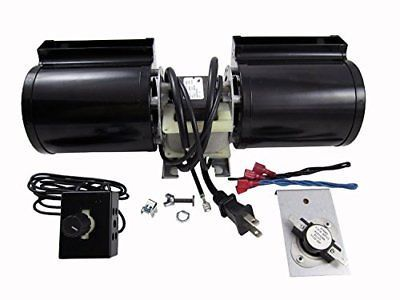 Replacement Parts 159895: Tjernlund Gfk160 Fireplace Blower Kit ...