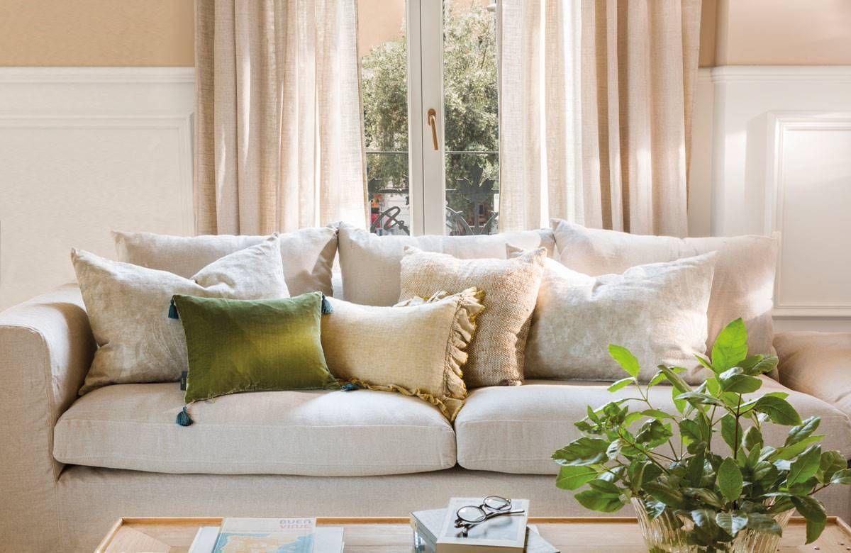 Juega Con Distintas Texturas Muebles Decoracion Neutra Decoracion De Unas