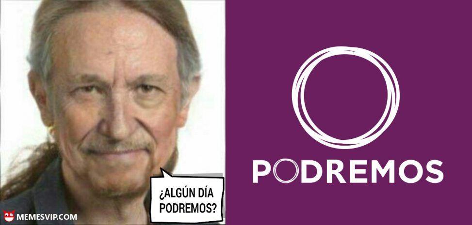 2fbc125d4b26ca13cc16eafc03c81785 meme pablo iglesias podemos o podremos meme momo memes chiste,Pablo Iglesias Meme