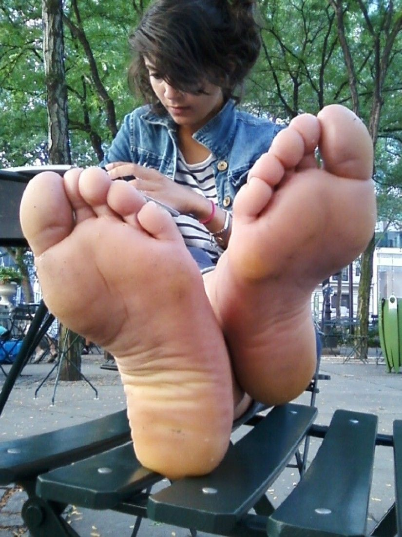 What I The Girl Next Door Feet