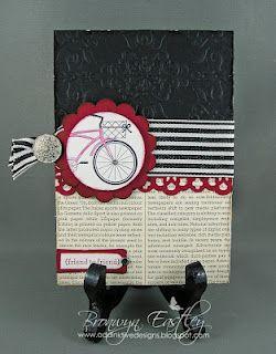 JAI122 Bronwyn Eastley   LOVE this! the Australian ladies are SO talented!!! 6/15/12 (sub Post Due bike)