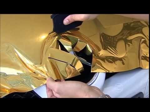 Auto Esporte   Película Dourada
