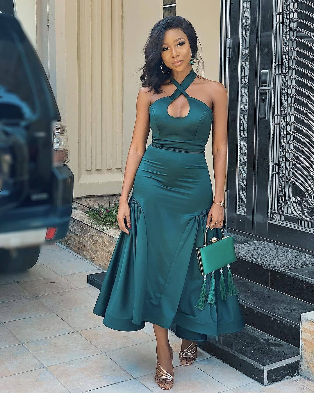 15 Wedding Guest Dresses Inspired By Actress Ini Dima Okojie Perfete Wedding Guest Outfit Wedding Guest Dress Guest Dresses [ 1350 x 1080 Pixel ]