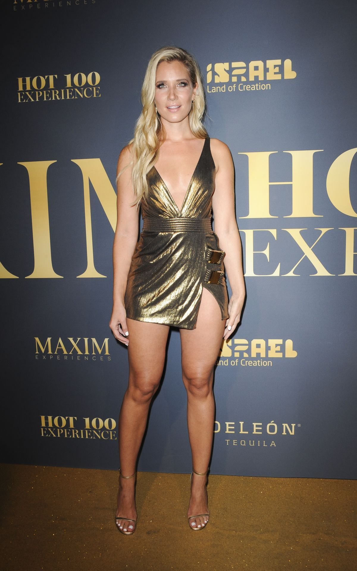 Kristine Leahy at Maxim Hot 100 Experience, Los Angeles